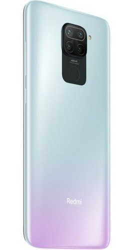 xiaomi redmi note 9 pro 128gb 6gb ram + funda +5 mascarillas