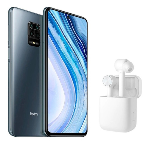 xiaomi redmi note 9 pro 128gb 6gb ram +mi true wireless lite