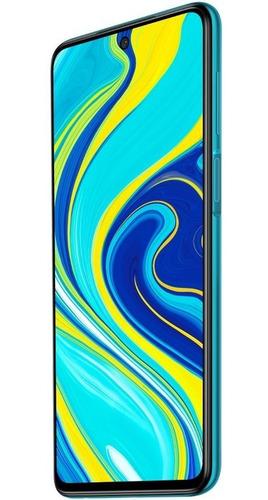 xiaomi redmi note 9s 128gb/6gb ram + carcasa - phone store