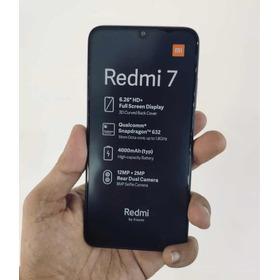 Xiaomi Redmi7 Preto Ou Vermelho 32gb