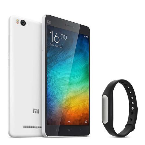xiaomi smartphone mi 4i, 16 gb + mi band pulsera inteligente