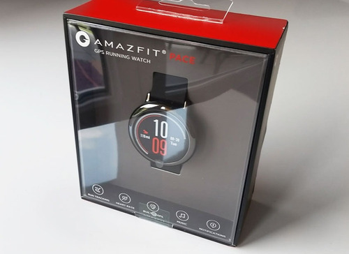 xiaomi smartwatch amazfit pace internacional original negro