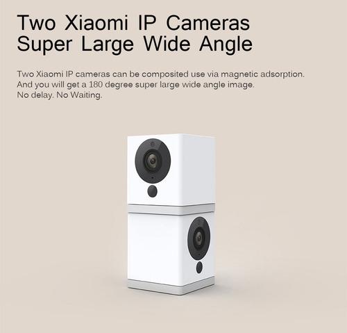 xiaomi xiaofang 1s cámara ip inteligente 1080p envio gratis