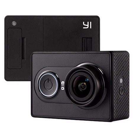 xiaomi yi internacional 2k action cam wifi bluetooth 4.0