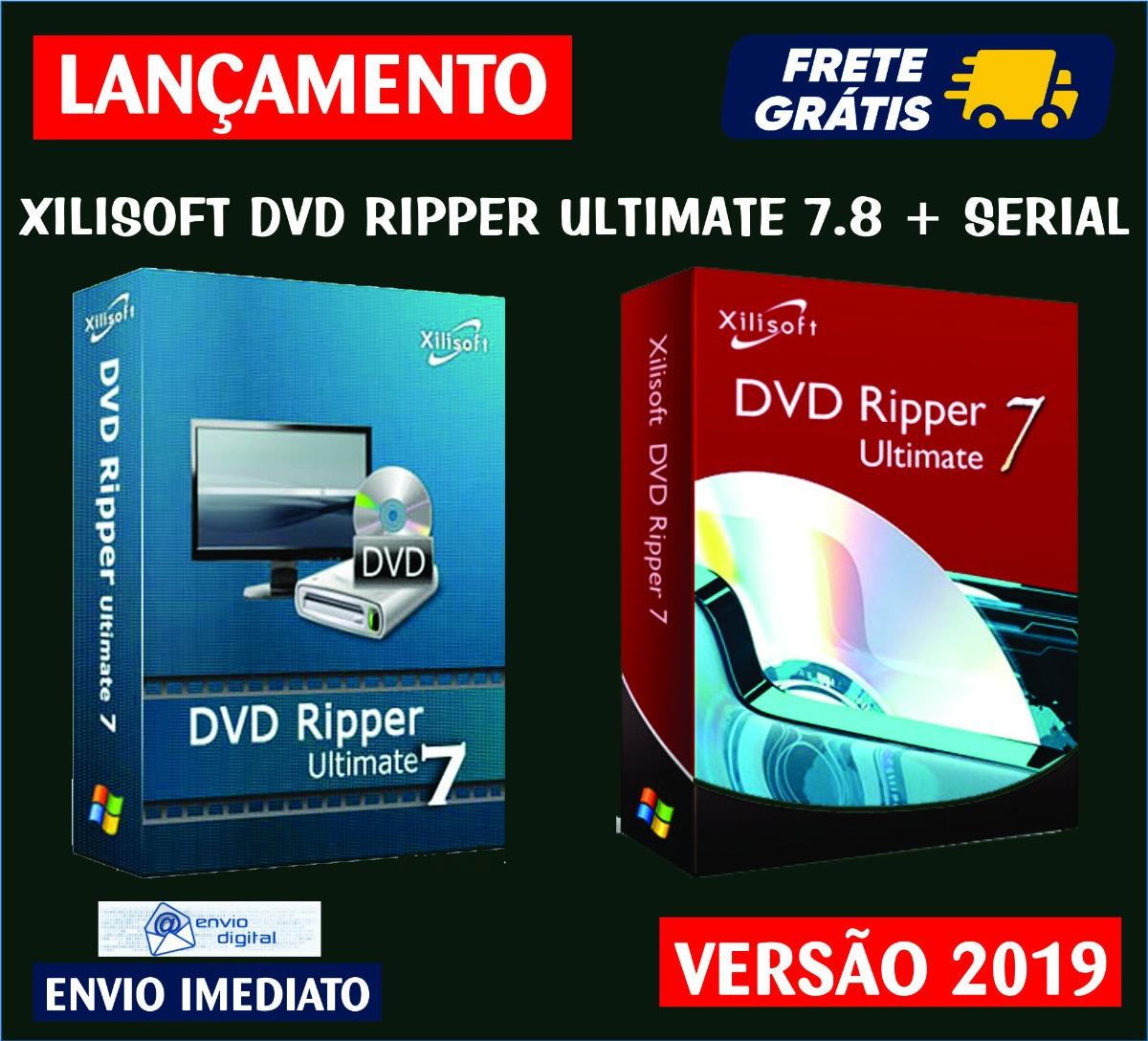 Xilisoft dvd ripper ultimate 7