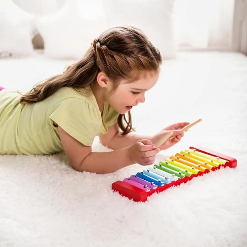xilofon arcoiris star classic world educando full