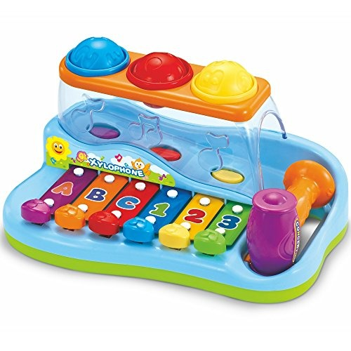 Educativo Xilofono Juguete Para Niñas Bebes De Niños c5RSL4q3Aj