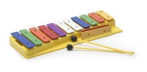 xilofono pequeño b notas