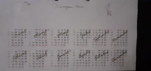 xilografía - carmen razo - dendrograma méxico