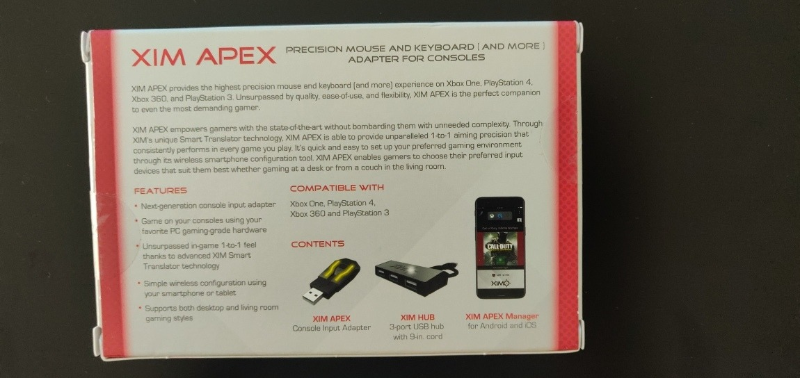 Xim Apex Xbox One