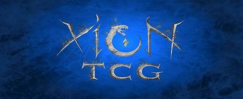 xion tcg sr01-en013 escher the frost vassal