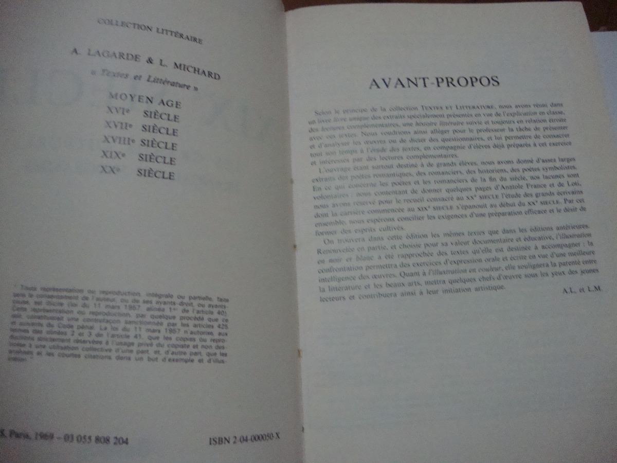 xix siecle les grands auteurs français du programme. Carregando zoom.
