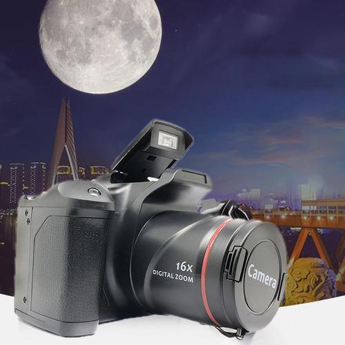 xj05 cámara digital slr 4x zoom digital pantalla lcd 3mp cmo