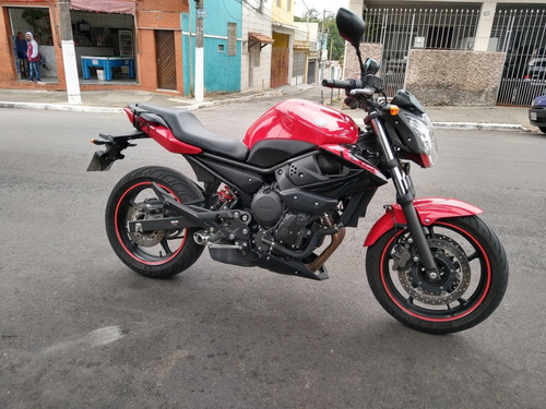 xj6 diversion yamaha