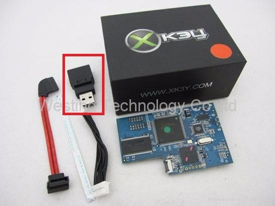 Xkey Melhor Desbloqueio Xbox 360 Live Sem Banimento - R  305 513125aff160a