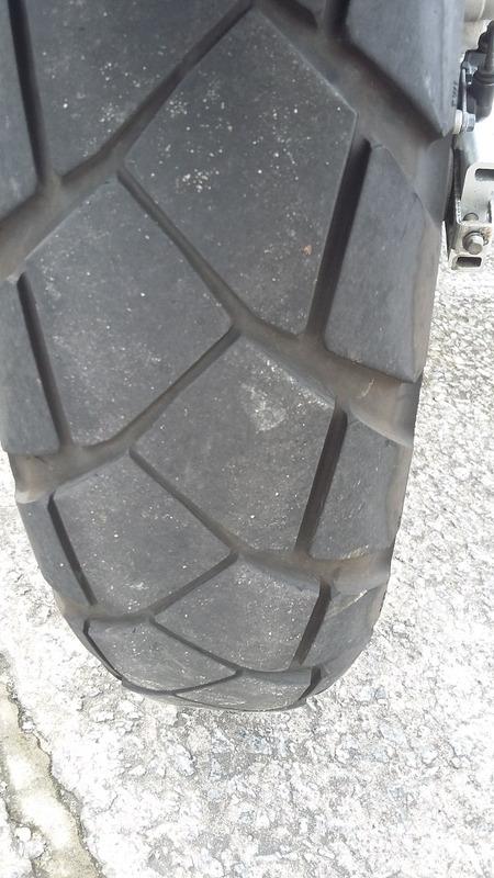 xl 1000 v varadero 2007 preta freios a disco moto impecável.