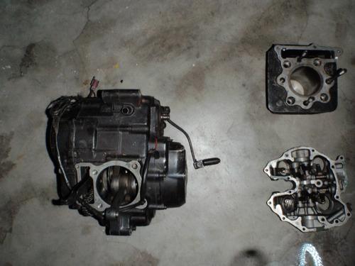 xl 250, s/motor, so p/ peças ,com susp,freios de xre 300
