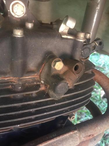 xl 250r 83 motor melancia, consulte peças e partes!!!