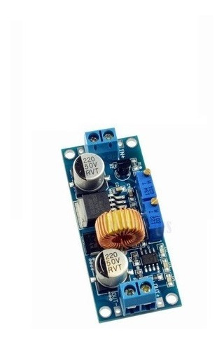 xl4015 step down 4-38v 5 a corriente cte cv cargador icutech