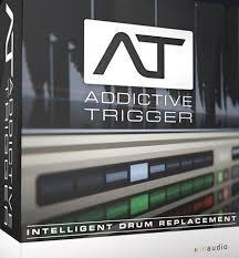 xln audio addictive trigger v1.0.3    windows vst,aax