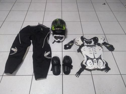 xlx 250 com roupa da crf preparada para trilha
