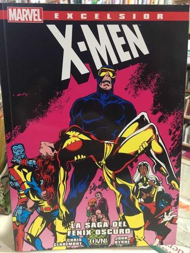xmen la saga del fénix oscuro marvel excelsior ovni press
