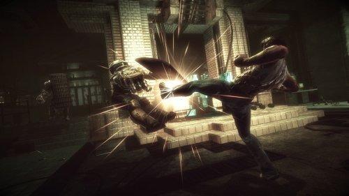 xmen origins wolverine  uncaged edition  playstation 3