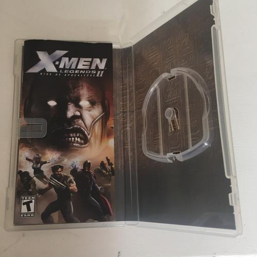 xmen para psp(somente a capa)