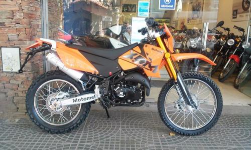 xmm 250 motomel 2018 - moto enduro