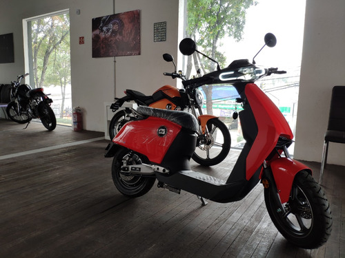 xmotion motos eléctricas súper soco. gama completa