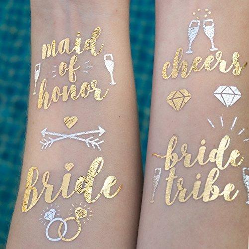 Xo Fetti Despedida De Soltera Flash Tattoos Bride Tribe