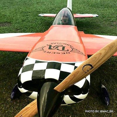 Xoar pja 34x10 Rc Modelo De Avión Avión De Hélice 34 Pulgadas Prop Gas Madera Madera De Haya