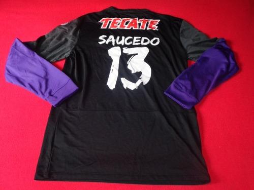 xolos jersey portero cirilo  concachampions 2013
