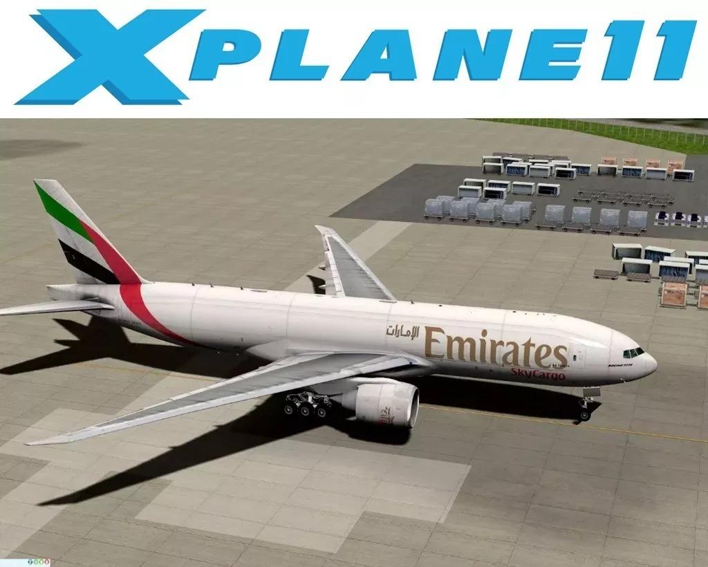 [xp11] Boeing 777 Worldliner Pro Extended Pack Xplane 11