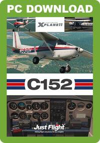 [xp11] Just Flight Cessna 152 Para X-plane 11 Fsx & Prepar3d