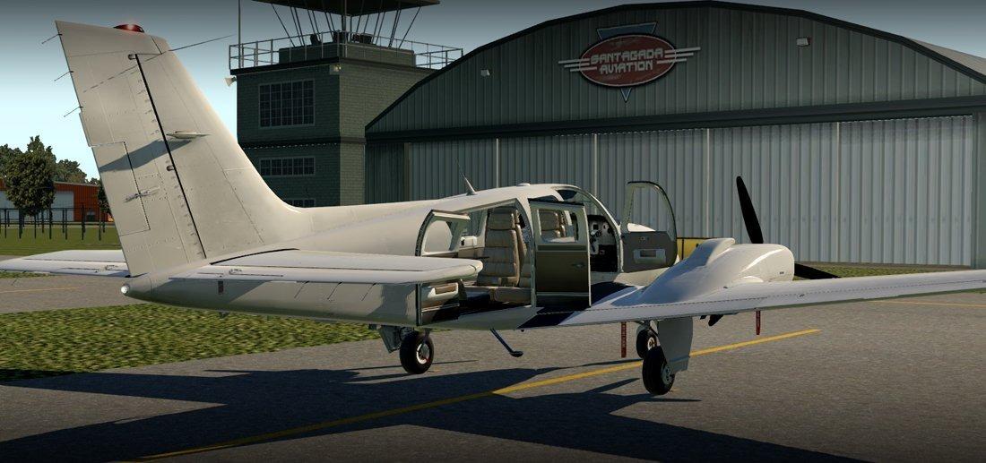 [xp11] Pack De Aeronaves Carenado Para X-plane 11