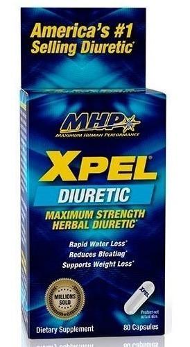 xpel mhp potente diuretico