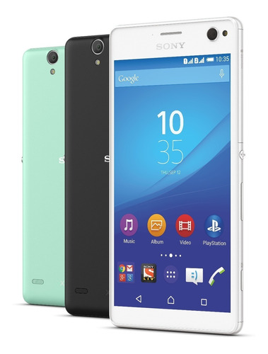 xperia c4 , 2gb ram , 4g , 16gb ,13mpx ,android 5.0,lollipop