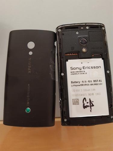 xperia x10 sony celular para refacciones