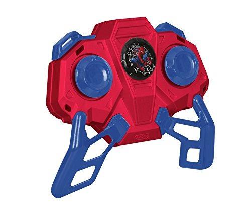 xpv spider-man web wheelie rc carro