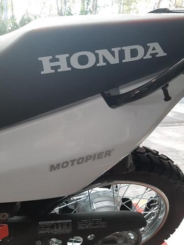 xr 150 0km entrega hoy fcia 12/18 honda c/gtia moto