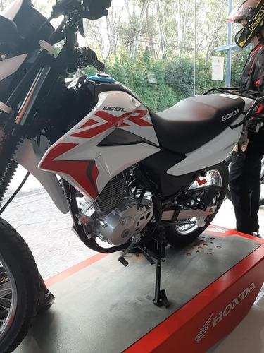xr 150 0km entrega hoy fcia 12/18 honda oficial motopier