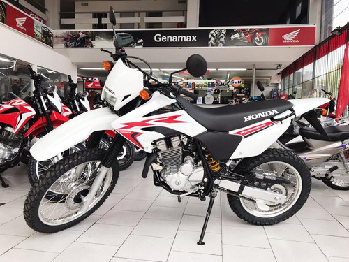 xr 250 tornado 0km color rojo y blanco