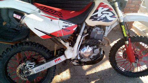 xr 400 mod 97 impecable con extras!!!!
