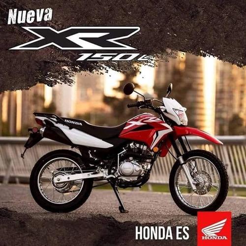 xr150l nueva honda
