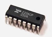 Circuito Xr2206 : Xr cp circuito integrado dip veja descrição r em