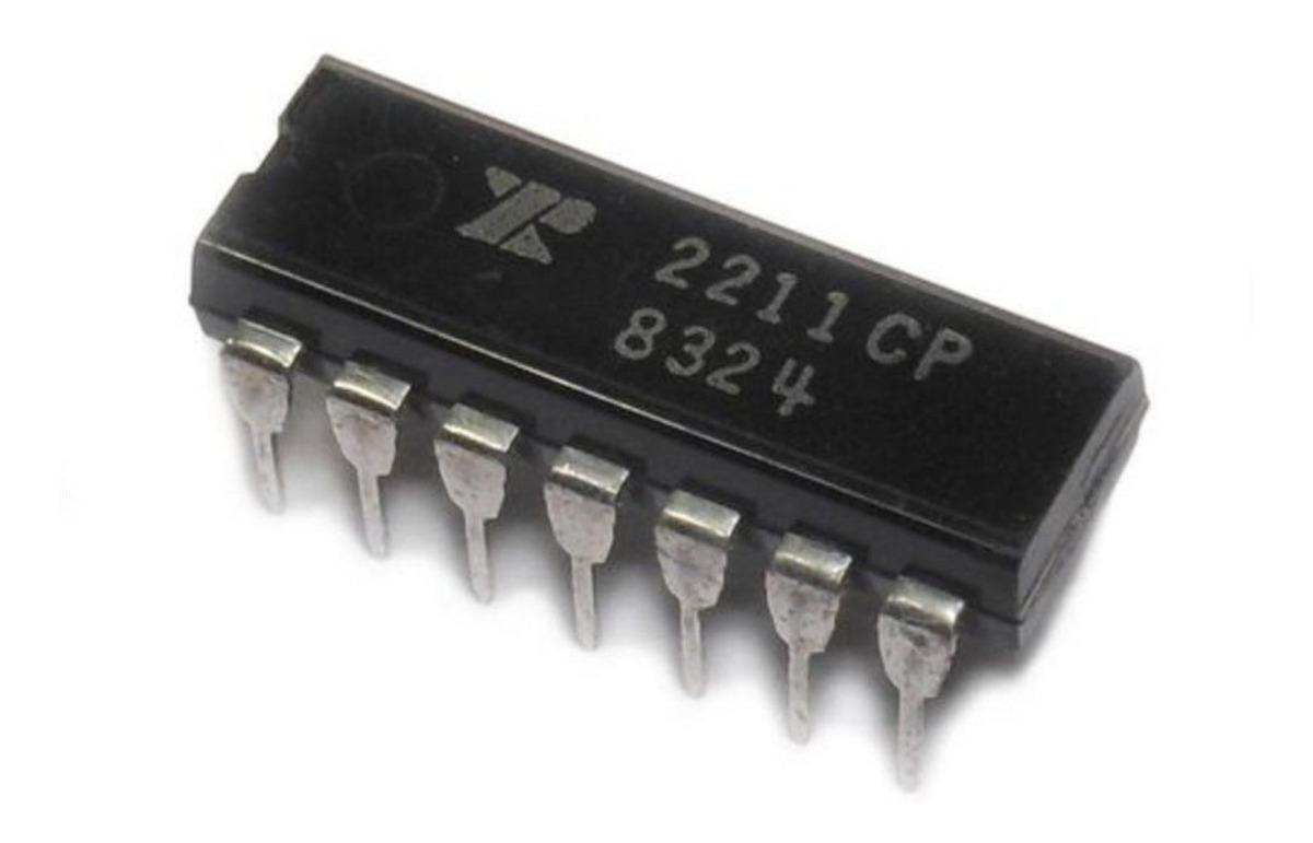 Xr2211 2211 Pll / Fsk Demodulador, Decodificador De Tonos