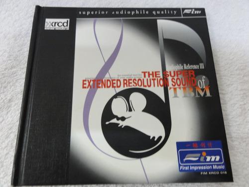 xrcd tbm tsuyoshi yamamoto the super  extend resolution