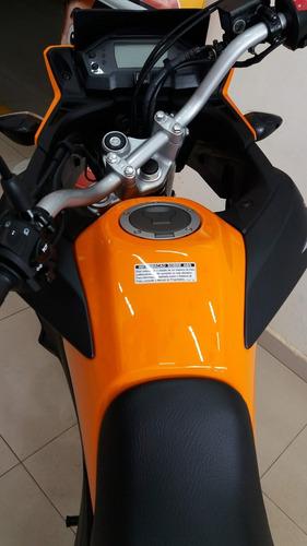 xre 190 abs injeção eletronica bi-combustivel painel digital