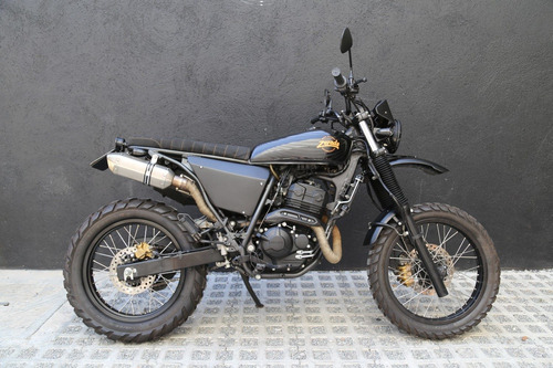 xre 300 abs 2010 customizada